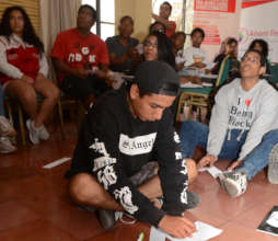 Youth-led advocacy combats social injustices