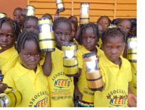 Lambs Support Village Girls' Education