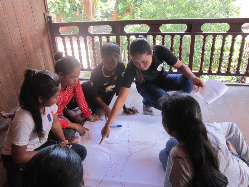 Emergency Appeal: Support Cambodian Women & Girls