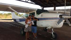 Support Free Air Ambulance in Remote Guyana