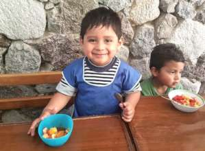 Life-changing preschool in Guatemala