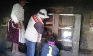 Cupboard construction, Mr. Luis Rodriguez
