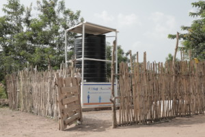 Maji Kiosk in Kojo Ashong Community, Ghana