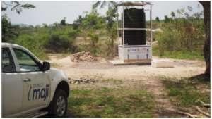 Project Maji kiosk