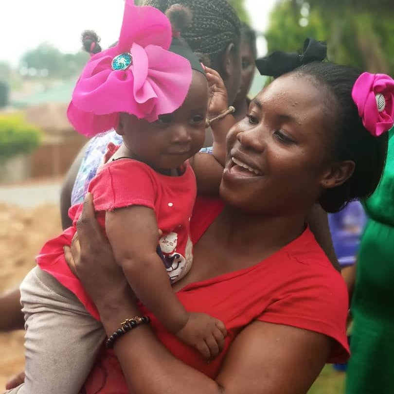INVEST IN LIVES OF 100 TEENAGE MOTHERS IN GHANA