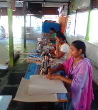 Jute bags Manufacturing