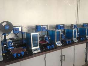 Our new printers ready to start production
