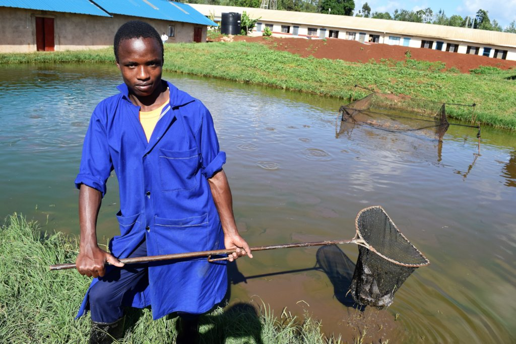 Ugly Fish: Let's Feed 990+ Schoolchildren in Kenya