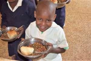 School Meals Bring Smiles