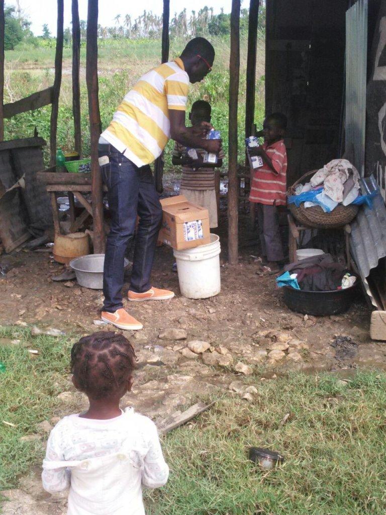 Help 2000 Haitian Families Regain Self-Sufficiency