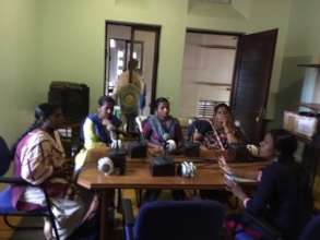 Another Photo of the Women's Group Meeting