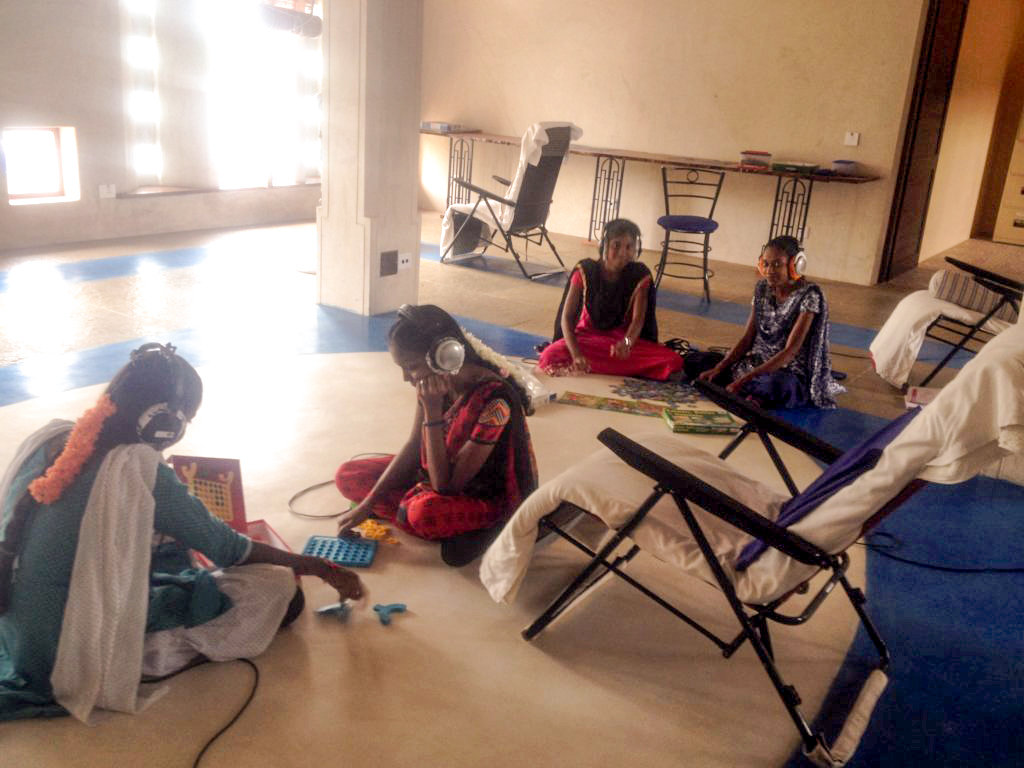 Empowering Women & Girls in Auroville & Bioregion