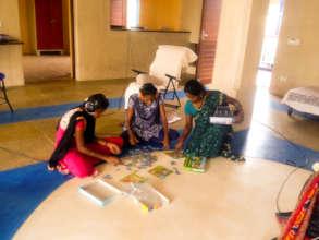 Empowering Women & Girls in Auroville & Bioregion