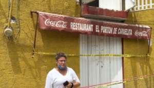 Carmen and her Restaurant