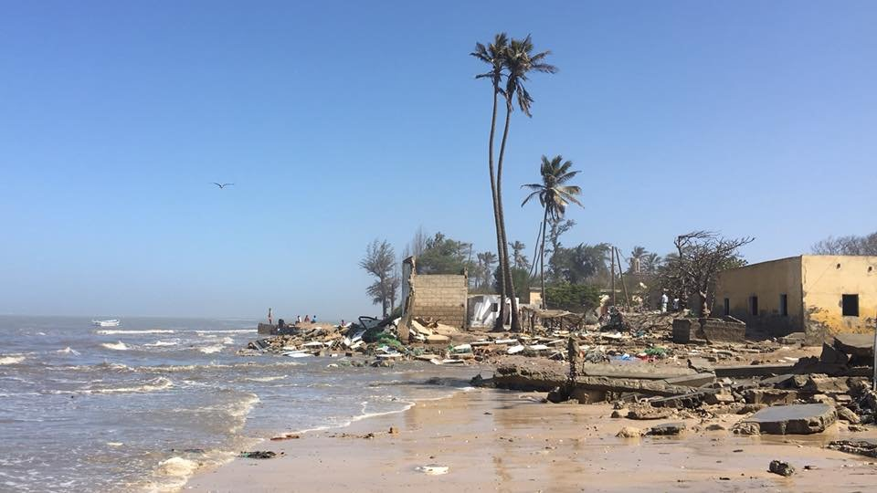 Sea invasion in Senegal: let us save the children