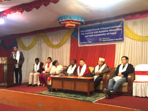 Meeting with Dalit & Buddhist Minority Communities