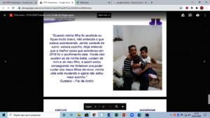 fathers testimonial