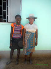 Mother and daughter who took the CEPE