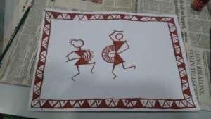 Warli Art by N