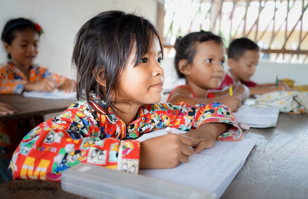 Empowering Cambodian youth through education