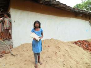 Young Girl in Gohari Village