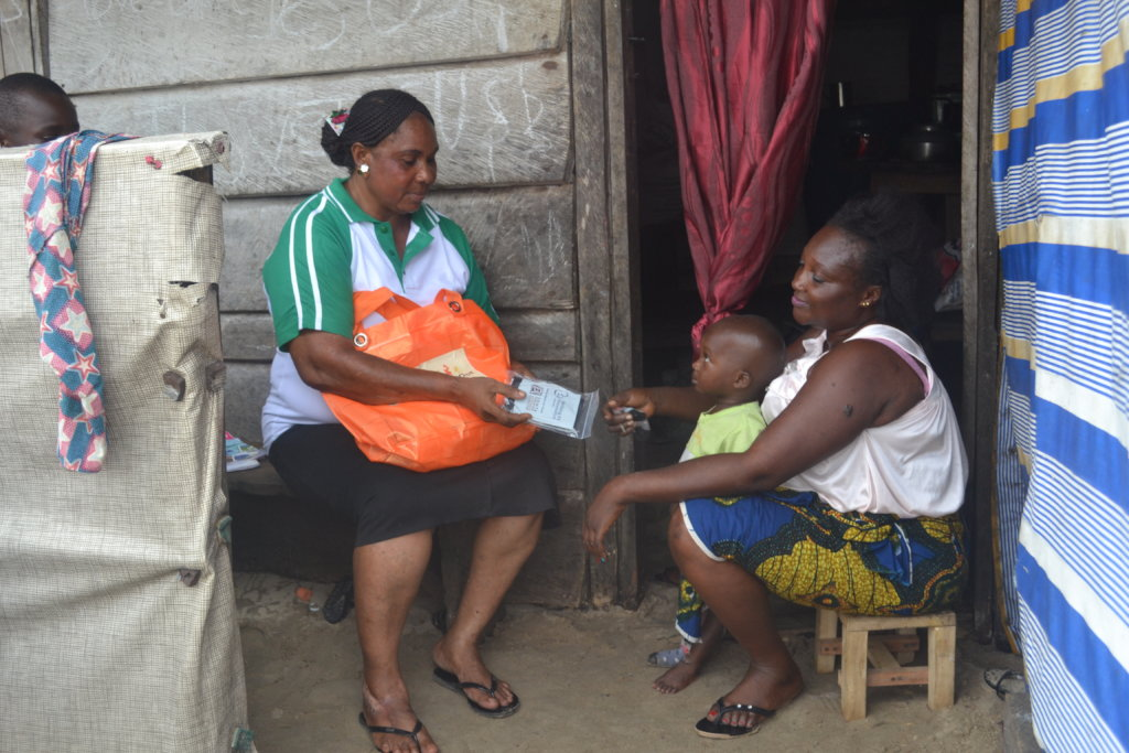 13,200 Birthing Kits for mothers in isolated areas