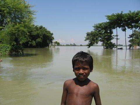 Help Flood Victims in Bihar