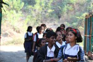 Our Girls from SAMPARC - Bhaje Center