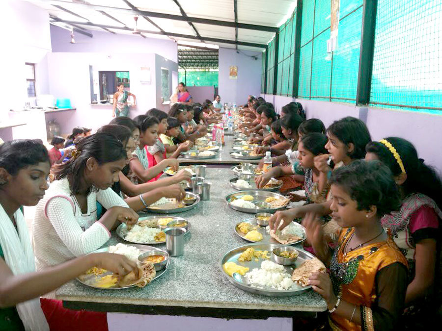 Sponsor Food to Underprivileged & Orphan Children