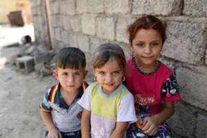 Kids of Aolo Azim. Photo Credit: Simone Durante
