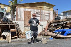In the Cano Martin Pena neighborhood of San Juan