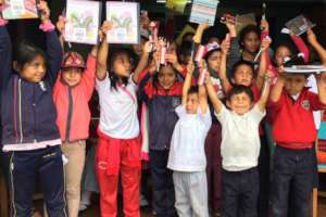 Give Hope to Vulnerable Ecuadorian Children