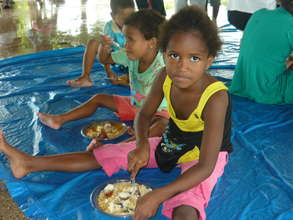 Feed a Hungry Child in Brazil Today