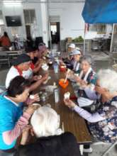 Sharing Balanced Diet with Elderly