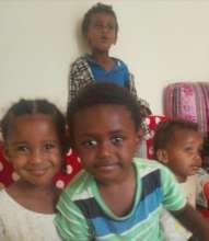 Children Numan orphanage