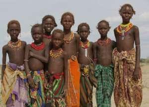 Daasanach Children