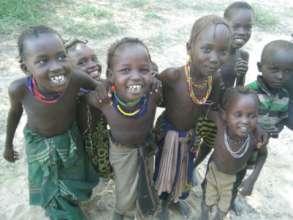 Support a Daasanach girl with School Fees in Kenya