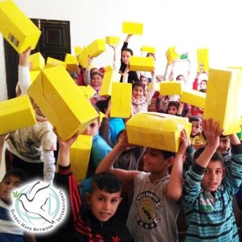Bringing Help and Hope to Lebanon's Refugees