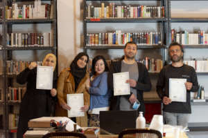 Empower Refugees To Build A New Life In Athens