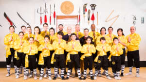 The current Shaolin Team Canada athletes
