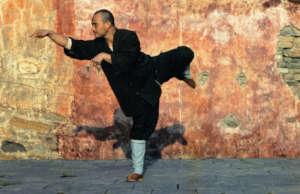 Shi Guo Song, 34th Generation Shaolin Monk