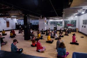 Free Shaolin Meditation Workshops
