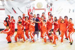 Shaolin Team Canada's Sponsored Tracksuit!