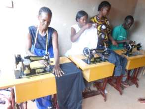 Women tailoring group