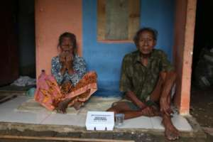 Meals for 2,000 Unfortunate People in Indonesia
