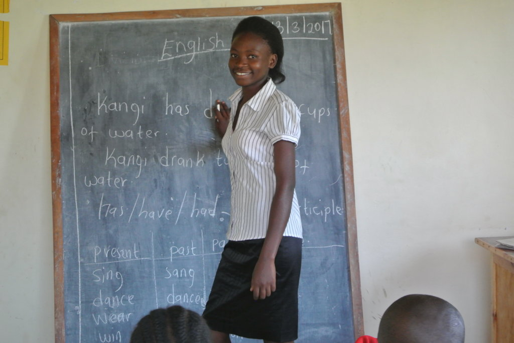 Help Kenyan Girls Qualify for Secondary School