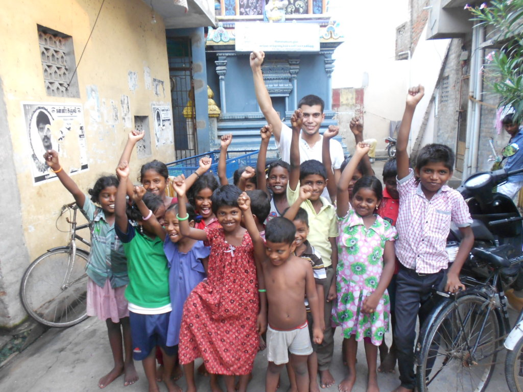 Children's Parliament for Children in Slums