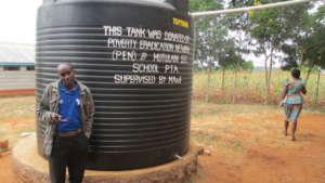 Previous tank donation