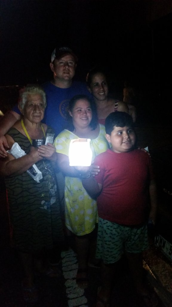 Water, Light and Shelter for Puerto Ricans in Need