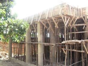 Status of Construction  of Maternity Ward